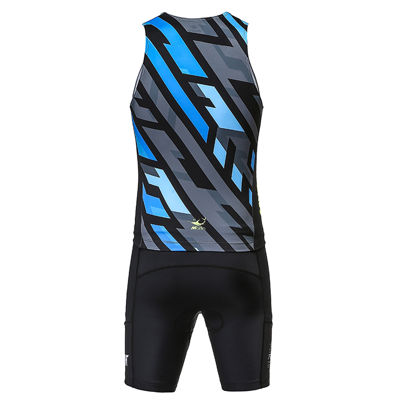 Tri top+ Tri shorts (Men)