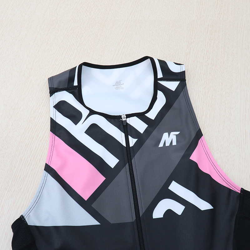 Sleeveless Tri Suit (Men)
